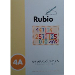 Rubio Operaciones 4A
