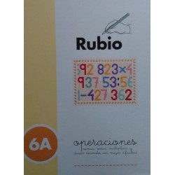 Rubio Operaciones 6A