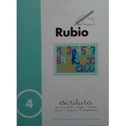 Rubio Escritura 4