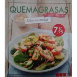 Recetas QuemaGrasas ¡Come sano!