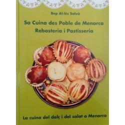 Sa cuina des poble de Menorca. Rebosteria i pastisseria