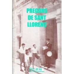 Pregons de Sant Llorenç
