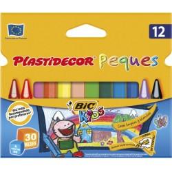 Plastidecor Peques 12