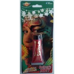 Maquillaje crema Guirca's Party 20ml rojo