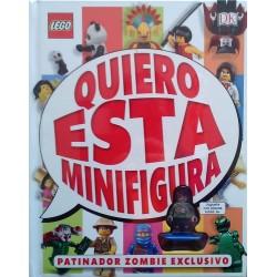 Lego. ¡Quiero esta minifigura!