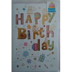 Postal Happy Birthday