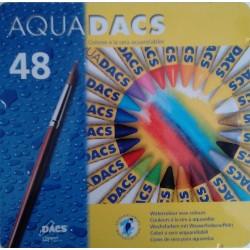 Ceras Acuarelables  Dacs 48