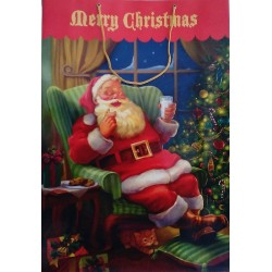 Bolsa Jumbo Navidad 72x50cm