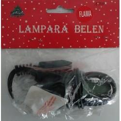 Lámpara Belén-Flama