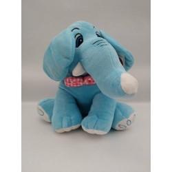 Elefante Azul 35 cm
