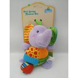 Carrusel Elefante multicolor