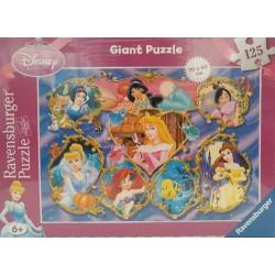 Puzzle Disney Princesas 125 piezas