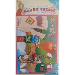Puzzle Rabbit nº6 15 piezas