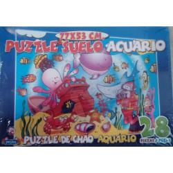 Puzzle Acuario Suelo