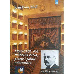 Francesc d'A. Pons Alzina, pintor i polític vuitcentista