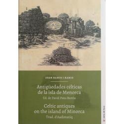 Antigüedades célticas de la isla de Menorca (Cova de Pala nº36)