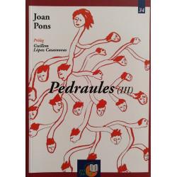 Pedraules III (Petit Format nº34)