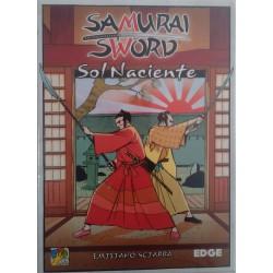 Samurai Sword. Sol Naciente