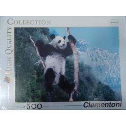 Puzzle Oso Panda 500 piezas