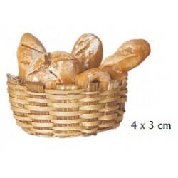 Cesta pan