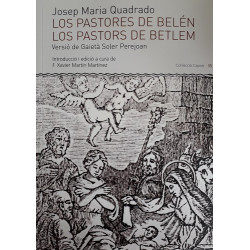 Los Pastores de Belén/Los Pastors de Betlem (Capcer nº35)