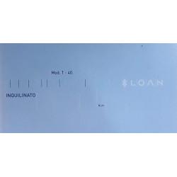 Talonario Mod. T-40 (Inquilinato)