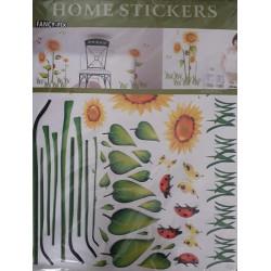 Pegatinas Pared - Home Stickers (Flores)