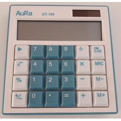 Calculadora Aura DT-180 Azul