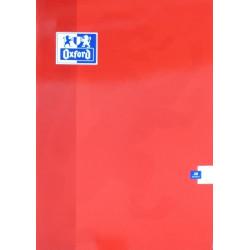 Cuaderno A4 Cuadro 5x5 Oxford