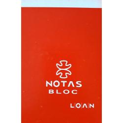 Bloc de Notas Loan T-512/B