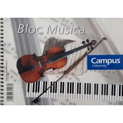 Bloc Música 8 Campus