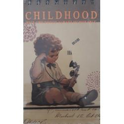 Libreta A6 Childhood (modelo 1)