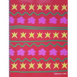 Cuadro 5x5 Tapa Dura Agatha Ruiz de la Prada (Estrellas)
