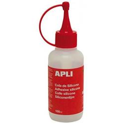 Silicona líquida 100ml APLI