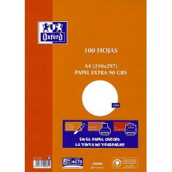 Folios A4 90 gr