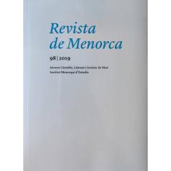 Revista de Menorca. Tom 98. Publicació de l'Ateneu Científic, Literari i Artístic de Maó