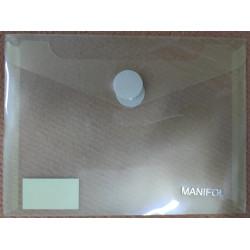Sobre 17x12 cm plástico Manifol