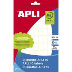 Etiquetas APLI Ref. 1634