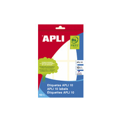 Etiquetas APLI Ref. 1651