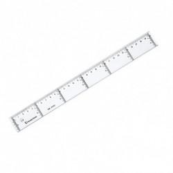 Regla 30 cm Makro Paper