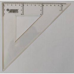 Escuadra 15 cm LiderPapel
