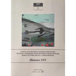 Illanvers XVI (Quaderns Xibau de poesía, núm. 22)