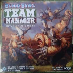 Blood Bowl. Team Manager