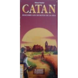 Catan, el juego (ampliación 5-6 jugadores)